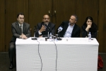 "On panel with Tariq Ramadan on ""Arab Uprisings"" on 1 April 2011 on American University of Beirut campus"