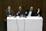 "On panel with Tariq Ramadan on ""Arab Uprisings"" on 1 April 2011 on American University of Beirut campus"
